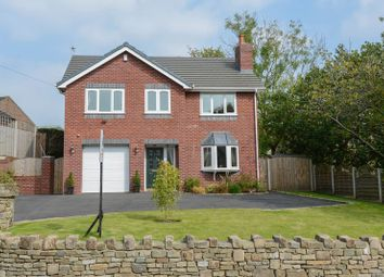Thumbnail 4 bed detached house for sale in Wigan Road, Skelmersdale