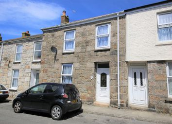 Thumbnail 2 bed terraced house for sale in William Street, Camborne