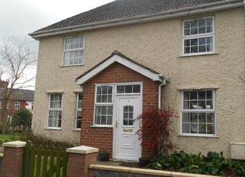 Thumbnail 3 bed semi-detached house to rent in Central Avenue, Hereford