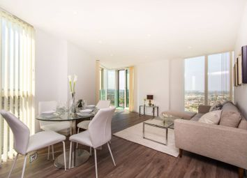 Thumbnail 2 bed flat to rent in Saffron Tower, East Croydon