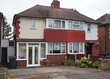 Thumbnail 2 bed semi-detached house for sale in Atlantic Road, Great Barr, Birmingham