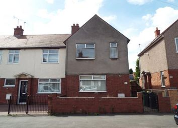 Thumbnail 3 bed end terrace house for sale in Westbury Road, Nuneaton, Warwickshire
