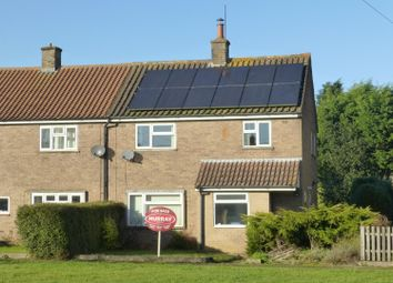 Thumbnail 3 bed semi-detached house for sale in Queens Road, Uppingham, Oakham