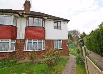 Thumbnail 2 bed maisonette to rent in Petworth Close, Northolt
