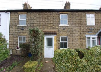 Thumbnail 2 bed cottage to rent in North Shoebury Road, Shoeburyness, Southend-On-Sea, Essex