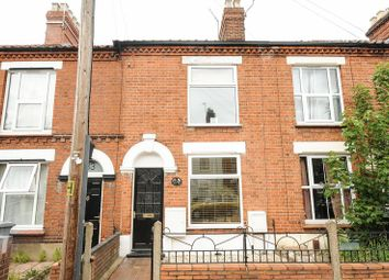 Thumbnail 3 bedroom terraced house for sale in Clarke Road, Norwich