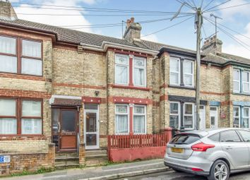 Louisville Avenue, Gillingham ME7. 3 bed terraced house for sale