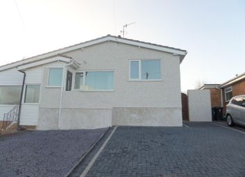 Thumbnail 2 bed semi-detached bungalow for sale in Tal Y Fan, Glan Conwy, Colwyn Bay