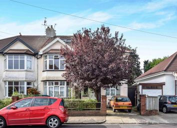Thumbnail 4 bed maisonette for sale in Henley Grove, Westbury-On-Trym, Bristol