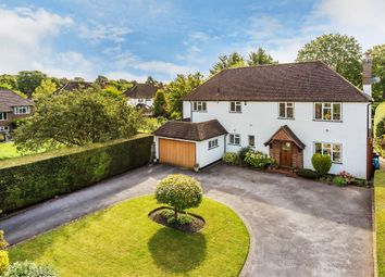 Thumbnail 4 bed detached house for sale in Cuddington Way, South Cheam, Sutton