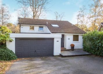 Thumbnail 4 bed detached house for sale in Woodview Close, Bassett, Southampton