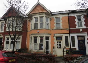 3 bed terraced house for sale in Amesbury Road, Penylan, Cardiff CF23