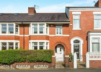 Thumbnail 3 bed terraced house for sale in St. Pauls Road, Preston