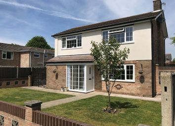 Thumbnail 3 bed detached house for sale in Amersham Close, Alverstoke