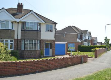 Thumbnail 3 bed semi-detached house for sale in Meadowhill Road, Riverside, Redditch