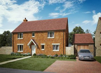 Thumbnail 4 bed detached house for sale in Webster House, Bow Farm, Stanford In The Vale