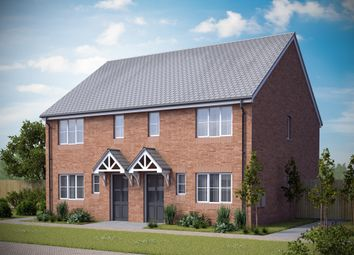 Thumbnail 3 bed semi-detached house for sale in Leicester Road, Melton Mowbray