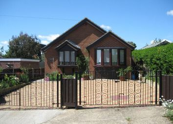 Thumbnail 4 bed detached bungalow for sale in Hill Road, Reydon, Southwold