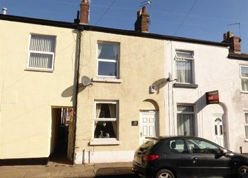 Thumbnail 2 bed terraced house for sale in Hatton Street, Macclesfield, Cheshire