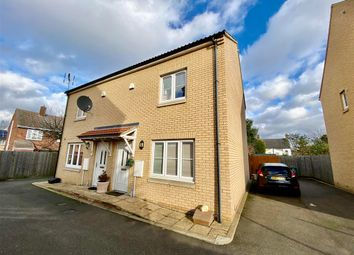 3 bed semi-detached house for sale in Dove Gardens, Woodston, Peterborough PE2
