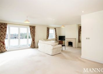 Thumbnail 3 bed flat to rent in Rectory Road, Beckenham