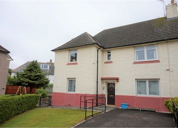 Thumbnail 2 bed flat for sale in Boswall Grove, Edinburgh
