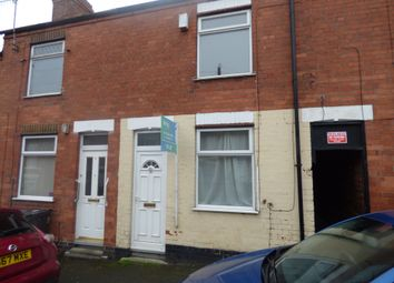 Thumbnail 2 bed terraced house to rent in Byron Street, Ilkeston