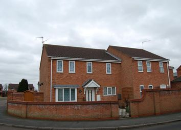 Thumbnail 5 bedroom semi-detached house to rent in Cobham Close, Heckington, Sleaford