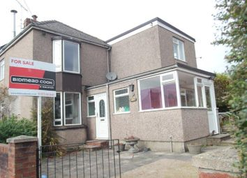 Thumbnail 3 bed end terrace house for sale in Gwent Road, Mardy, Abergavenny