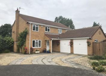 Thumbnail 4 bed detached house for sale in Lancaster Close, Long Sutton, Spalding, Lincolnshire
