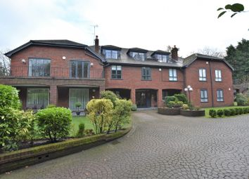 Thumbnail 4 bed flat for sale in Hill Top, Hale, Altrincham