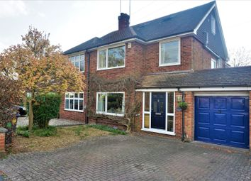 Thumbnail 5 bed semi-detached house for sale in Carver Hill Road, High Wycombe
