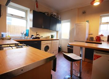 Thumbnail 4 bed terraced house to rent in Albany Road, Roath, Cardiff