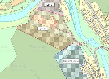 Thumbnail Land for sale in Field At Moulinalmond House, Almondbank, Perthshire