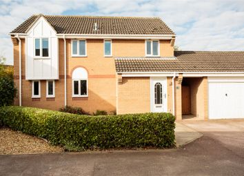 Thumbnail 4 bed detached house for sale in Cloverfield Drive, Soham, Ely