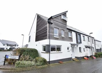 Thumbnail 4 bed end terrace house for sale in Whalesborough Parc, Bude