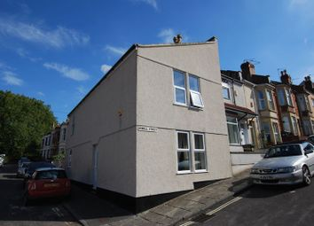 Thumbnail 2 bedroom end terrace house to rent in Orwell Street, Bedminster, Bristol
