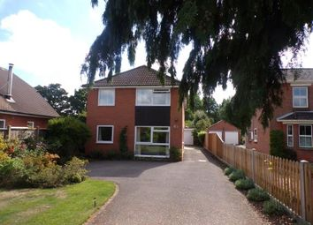 Thumbnail 4 bed detached house for sale in Ashurst, Southampton, Hants