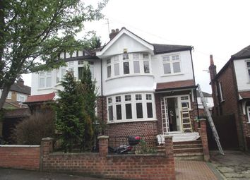 Thumbnail 3 bedroom semi-detached house to rent in Bispham Road, Park Royal, London