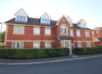 Thumbnail 2 bed flat to rent in Peterhouse Close, Mayors Walk, Peterborough