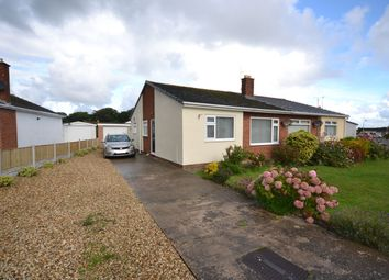 Thumbnail 2 bed semi-detached bungalow to rent in Sunningdale, Abergele