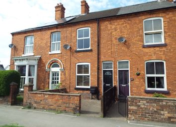 Thumbnail 3 bed terraced house to rent in Keddington Road, Louth
