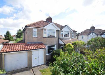Thumbnail 3 bed semi-detached house for sale in Whiteleaze, Westbury-On-Trym, Bristol