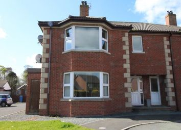 Thumbnail 2 bed flat to rent in The Meadows, Donaghadee
