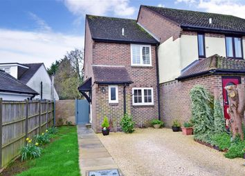 Thumbnail 2 bed semi-detached house for sale in The Avenue, Hambrook, Chichester, West Sussex