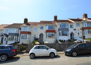 Thumbnail 3 bed terraced house to rent in Chatto Road, Torquay