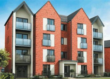 Thumbnail 2 bed flat for sale in Foxton, Caledonia Road, Fairfields, Milton Keynes