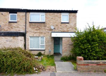 Thumbnail 3 bed end terrace house to rent in Needwood Road, Bedford
