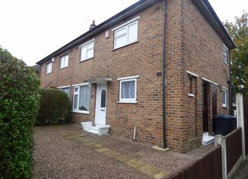 Thumbnail 3 bedroom semi-detached house to rent in Hatfield Crescent, Blurton, Stoke-On-Trent