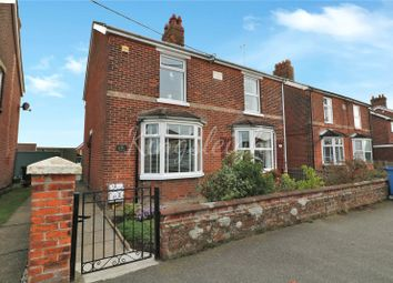 Thumbnail 3 bed semi-detached house for sale in Ivy Villas, Brantham Hill, Brantham, Manningtree